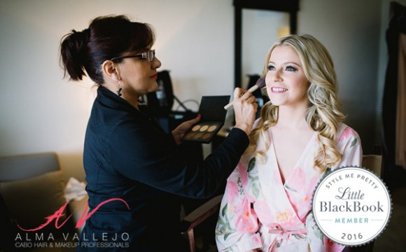 Alma Vallejo Cabo Makeup & Hair Team Joins Style Me Pretty